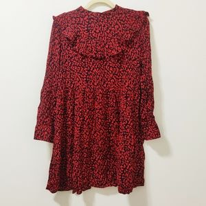 Zara Printed Dress